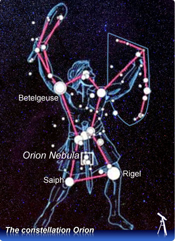 orion constellation research papers While the orion constellation is named after the hunter in greek mythology, it is anything but stealthy orion, which is located on the celestial equator, is one of.