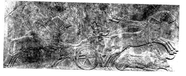northern iraq 850 BCE