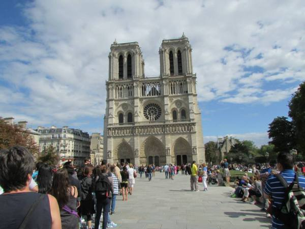 notredame cathedral
