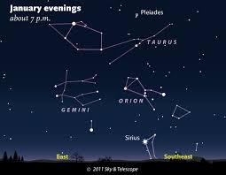 orion january
