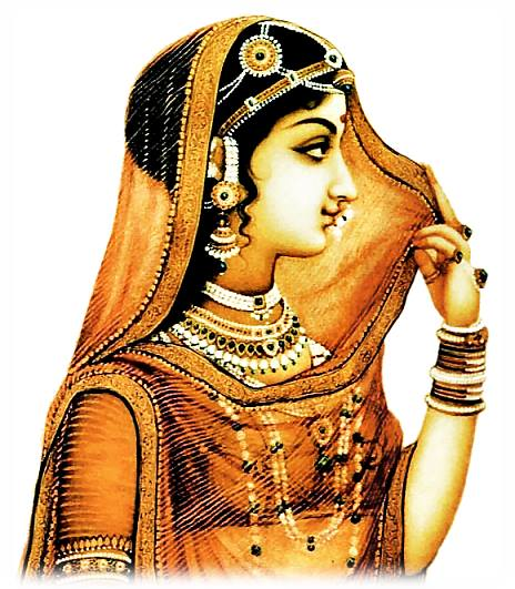 radha or queen