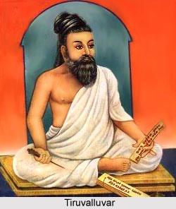 Tiruvalluvar Tamil poet