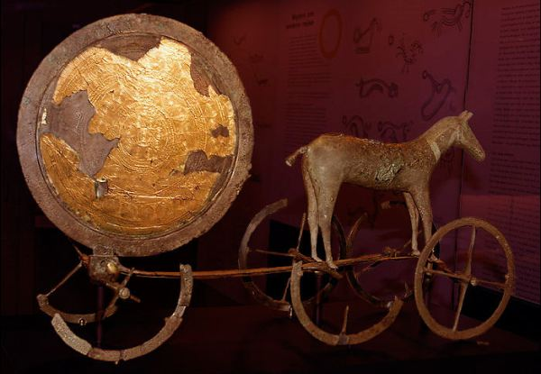 Trundholm Sun Chariot Photo 1