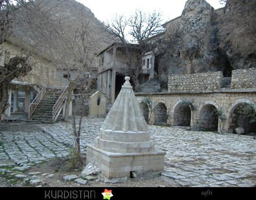 yazidi temple 2