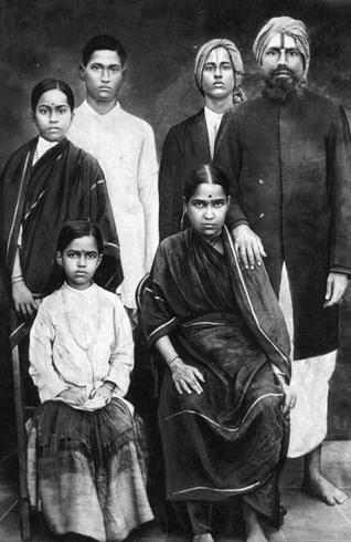 bharati family