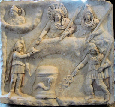 mithraism-carvings-ancient-rome