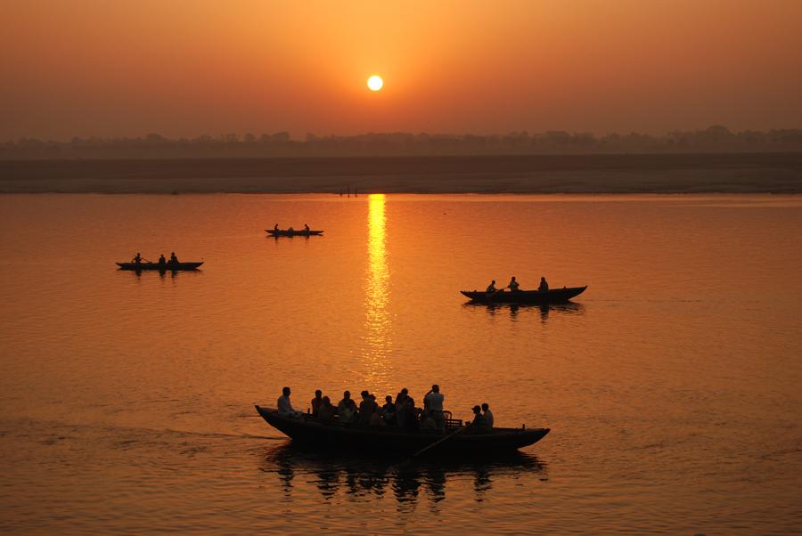 Sunrise_Varanasi