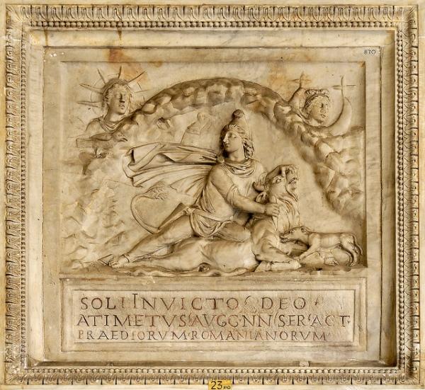 vatican mithra
