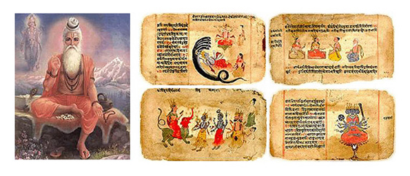 Tamil and Vedas