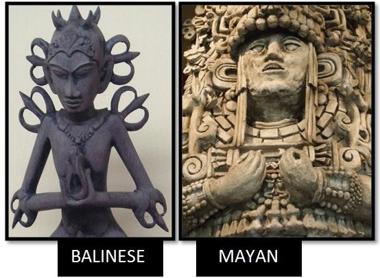 Bali-Acintya-God-Mayan-Stele-Richard Cassaro