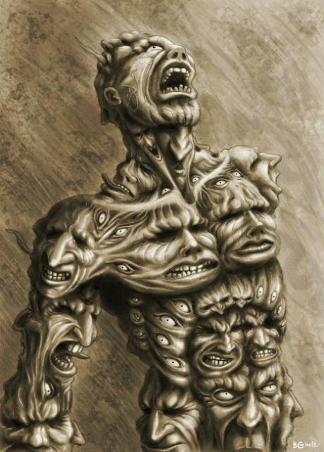 demon-within-faces