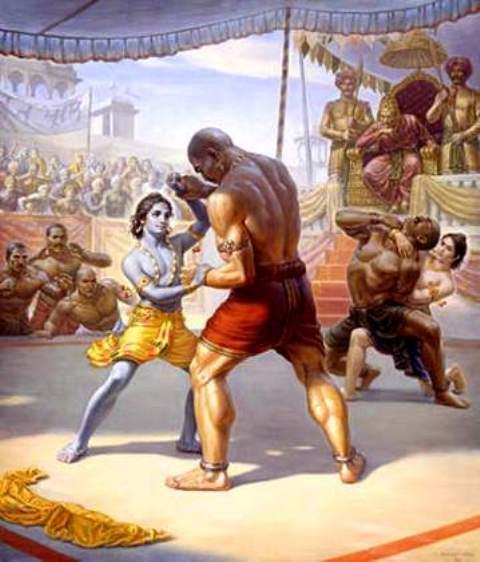 krishna-and-balarama-wrestling1