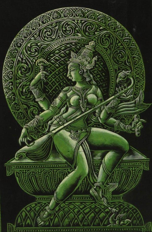 saras green