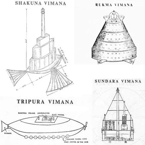 vimana types