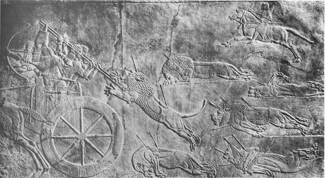 ashurbanipal-lion-hunt2