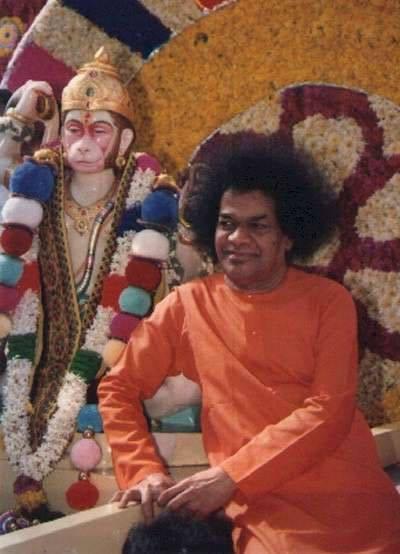 baba and hanuman
