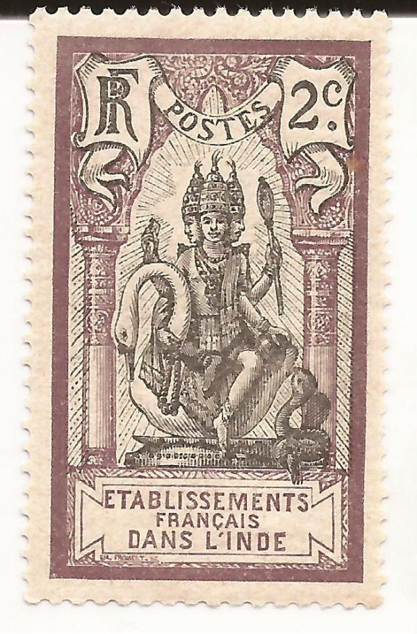 brahma stamp