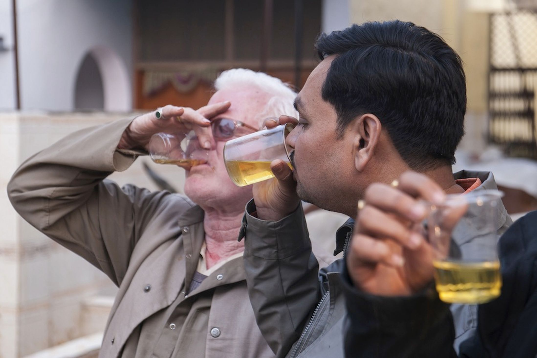 Hindus' Strange Medicines! Cow's Urine, Tiger Teeth