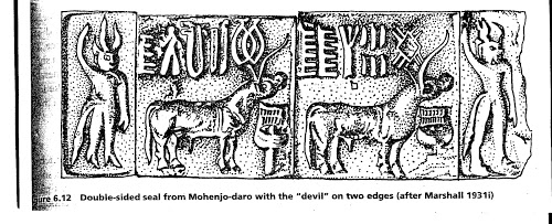 Gods from Indus 5