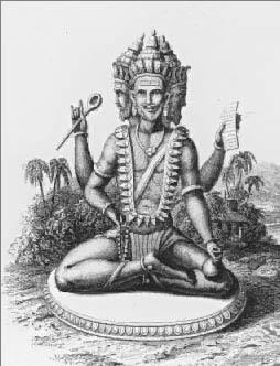 hindu-gods-brahma