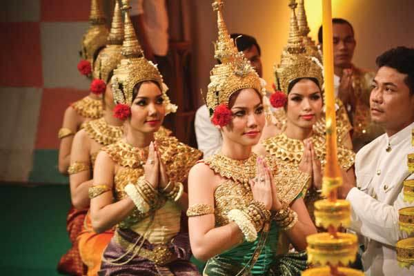khmer new year