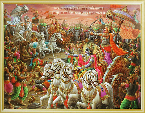 dating of mahabharata war The mahabharata war is famous for its 18 days however, the number of days the ramayana war lasted isn't so popularly discussed as the mahabharata war so, for how many days was the ramayana.