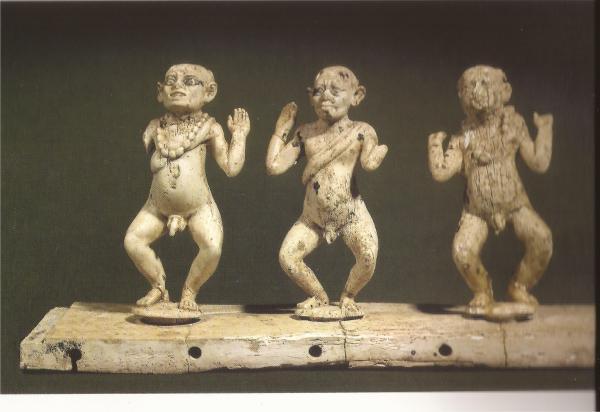 3 pygmies