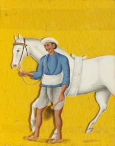 horse servant