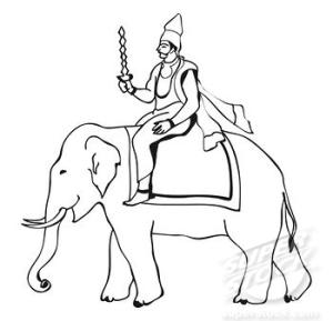 supeer king indra of hindu scriptures