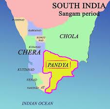 map pandya