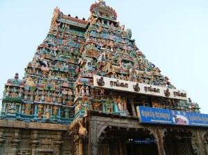 srirangam ranga gopuram