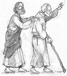 Two blind men_0