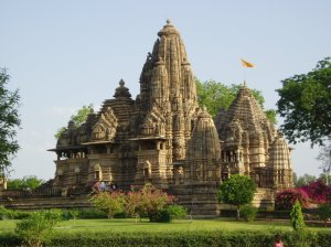 CHANDELA TEMPLE, KHAJURAHO
