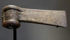 kassite weapon 1275 BCE