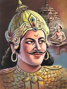 Mayurasharma_Kadamba_Dynast