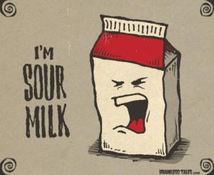 sour-milk