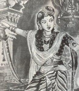 tamil queen