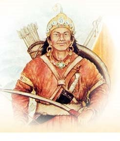 Yalamber (The Legend King)