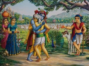 krishna-with-his-dear-friend-vrindavan-das