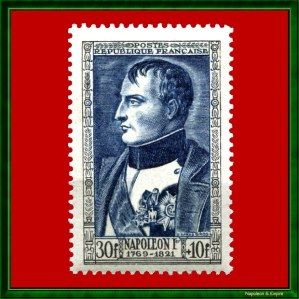 stamp-napoleon-france-