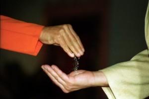 Vibhuti manifestation