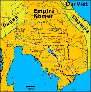 Carte_Empire-Khmer