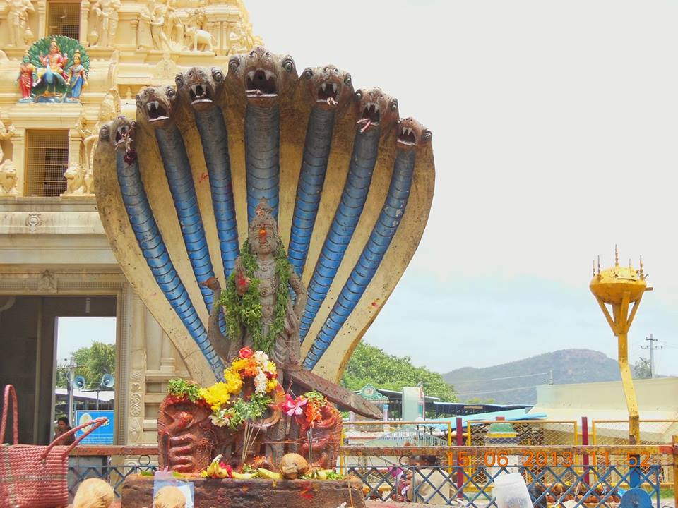 murugan near B angauru