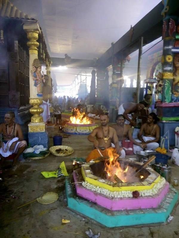 yaga salai, chidambaram