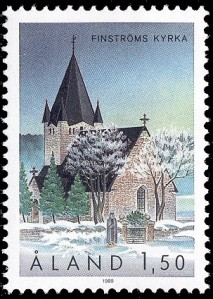 church stamp