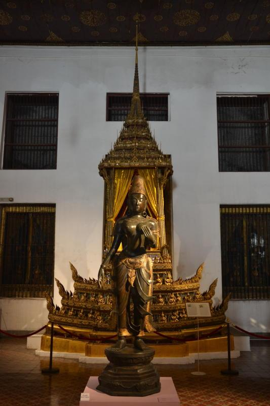 lakshmi in thai exhibition