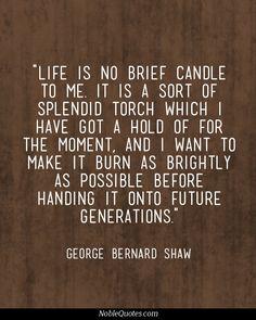 life shaw