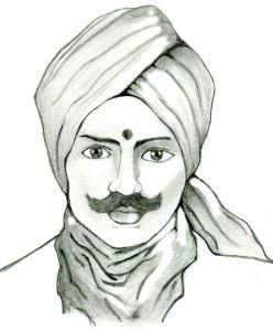 bharati drawing