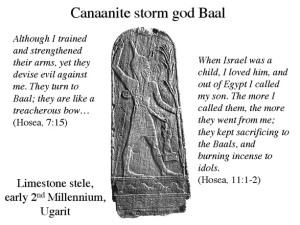 CanaaniteStormGodBaal