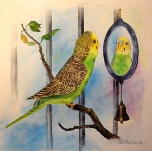 mirror-parrot